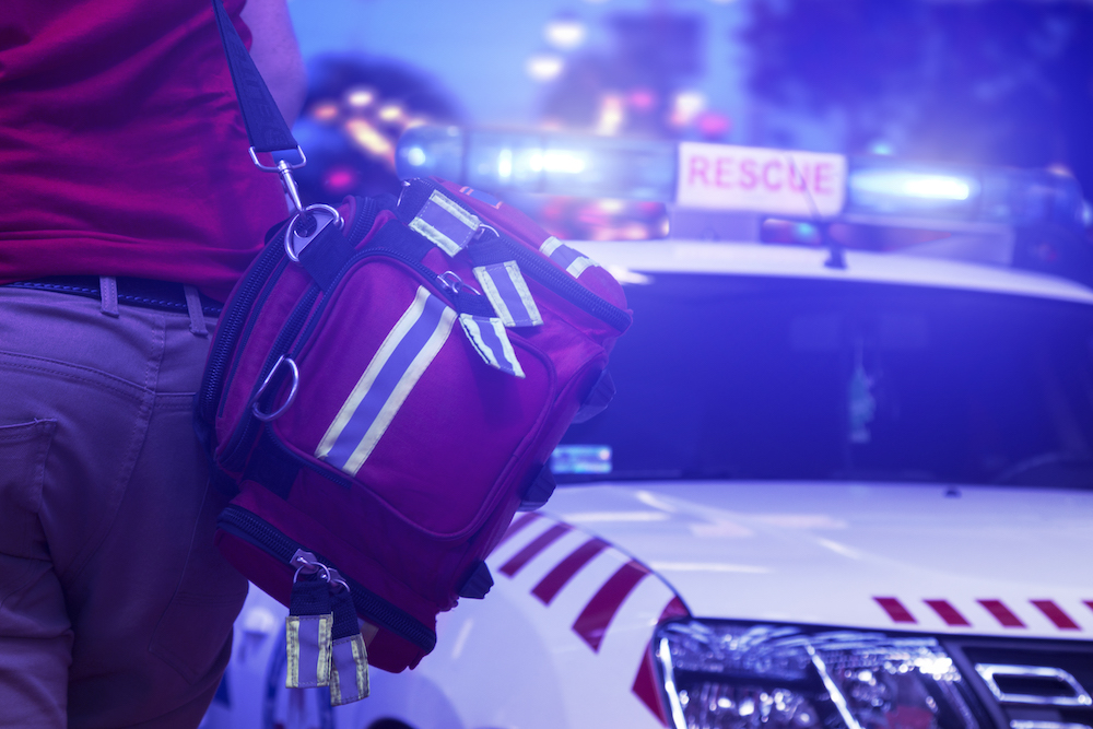 Study on Mental Health of First Responders